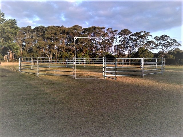 sheepyard