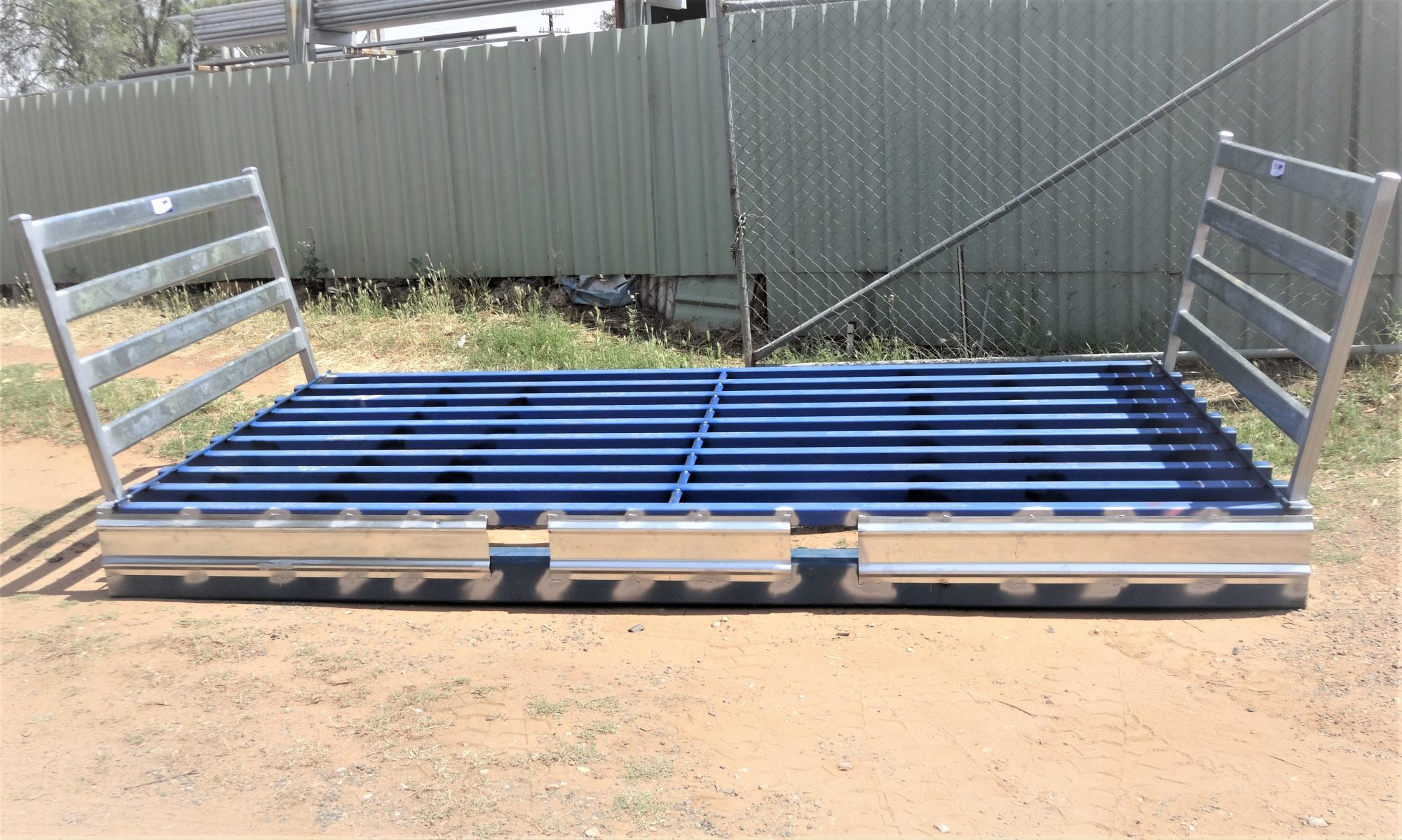 Steel Base Grid (2)