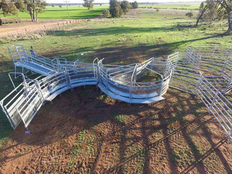 circular forcing yard