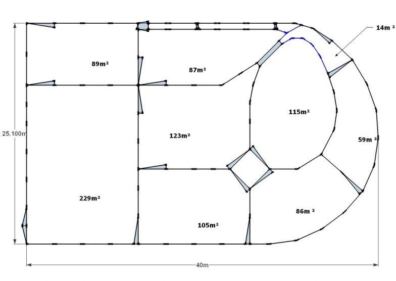 SY 2400 Diagram